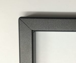 Giunto a vista verniciato - Penta Systems