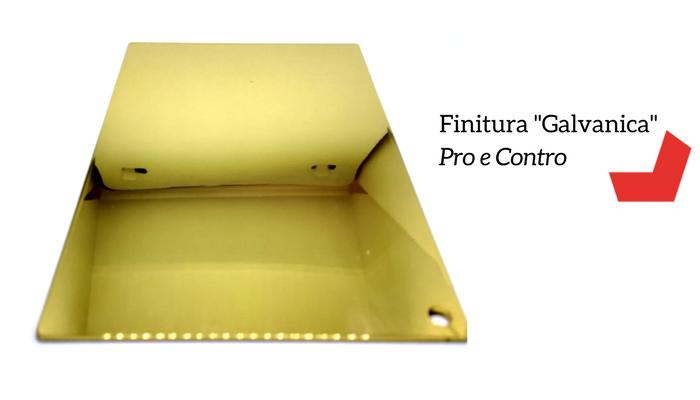 Finiture arredi in metallo - Penta Systems